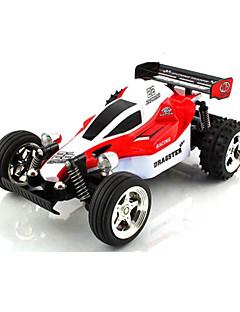 RC Car - Huanqi - RC Car - 1:24 - Electrico Escovado - Jipe (Fora de Estrada)