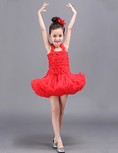 Cosplay Costumes Party Costume Princess Fairytale Festival/Holiday Halloween Costumes Red Pink Blue Beige Solid DressHalloween Christmas