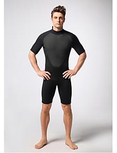 MYLEGEND® Pánské 3mm Mokré obleky Shorty Wetsuits Zahřívací Nositelný YKK Zipper neoprén Diving Suit Potápěčské obleky-Plavání Potápění