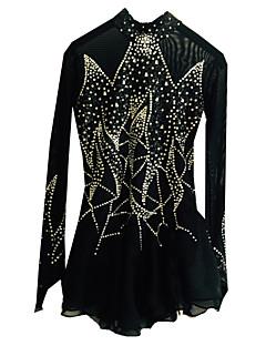 Jupes & Robes(Noir) -Patinage-Femme-S / M / L / XL / 14 / 16 / 6 / 8 / 10 / 12
