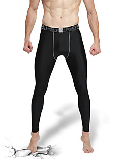 Running Pants/Trousers/Overtrousers / Tights / Leggings / Bottoms Men'sBreathable / High Breathability (>15,001g) / Quick Dry /