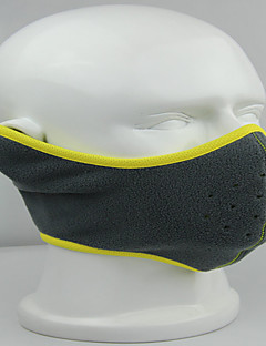 Bike/Cycling Bandana / Face Mask/Mask Unisex Breathable / Windproof / Thermal / Warm Terylene White Free Size Cycling/BikeSpring / Summer