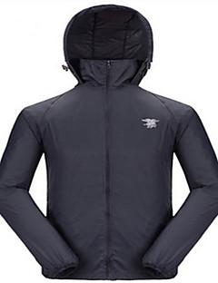 miesten tuulitakki metsästys vaatteet camping&vaellus / kalastus / pyöräily / vedenpitävä / hengittävä