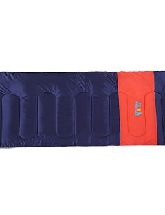 שק שינה שק שינה מלבני יחיד # כותנה חלולה 180g 190X75 צעידה / קמפינג נשימה / עמיד לאבק / עמיד ברוח / Keep Warm BSWolf