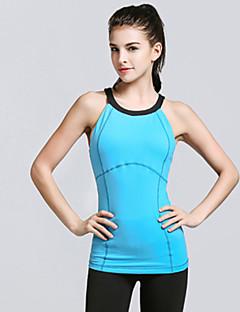 Ioga Conjuntos de Roupas/Ternos Elástico em 4 modos / Suavidade / Sensação de Sustentação / Compressão por Partes Stretchy Wear Sports
