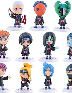 Naruto Itachi Uchiha PVC One Size Anime Toimintahahmot Malli lelut Doll Toy
