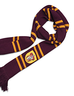 Harry Potter Striped Scarf Gryffindor/Slytherin/Ravenclaw/Hufflepuff
