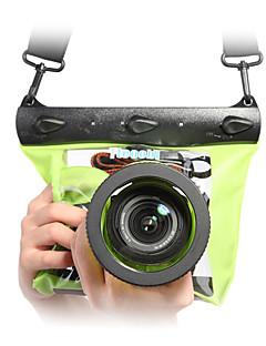 Tørposer Tørrebokse Vandtæt Kamera Tasker Dykning og snorkling PVC Sort