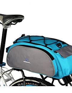 תיק אופניים 13Lתיקים למטען האופניים / תיק כתף עמיד ללחות / חסין זעזועים / ניתן ללבישה תיק אופניים 600D Polyester תיק אופניים 40*16*21