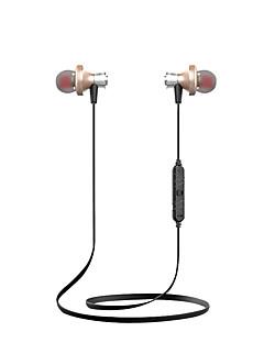 AWEI A860BL אוזניות (בתוך האוזן)Forנגד מדיה/ טאבלט / טלפון נייד / מחשבWithעם מיקרופון / DJ / בקרת עצמה / גיימינג / ספורט / מבטל רעש /