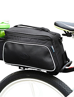 ROSWHEEL® Bike Bag 10LPanniers & Rack Trunk Waterproof / Shockproof / Wearable Bicycle Bag Polyester / PVC / Cloth / Terylene Cycle Bag