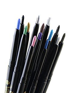 Tužky na oči Tužka Minerál Dlouhotrvající / Přírodní Black Fade / Grey Gradient / Béžová / Hnědá / Šedá / Zlatá / Růžová / Akt Eyes 1 1