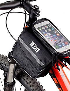 תיק אופנייםתיקים למסגרת האופניים / חבילות שתיה ומימיות מים טלפון/Iphone תיק אופניים Terylene / 600D Polyester תיק אופנייםSamsung Galaxy