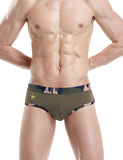 natation slips taille basse hommes de camouflage
