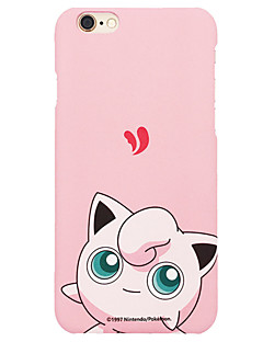 Pocket Little Monster Jiggly Puff 4.7 inch Iphone 6/6S Hard Matting Cellphone Cover