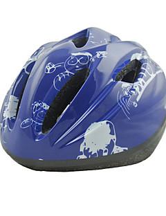 Kid's Bike Helmet 9 Vents Cycling Cycling / Recreational Cycling / Ice Skate EPS / PVC Blue