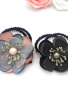 Women Imitation Pearl / Fabric Headband,Casual