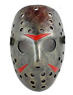 Resin Mask Hand Made Horror Cosplay Halloween Skull Party Mask Halloween Black Friday Luxury Mask Halloween