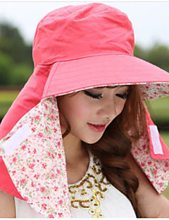 Women's Cotton Sun Hat,Casual Solid Summer