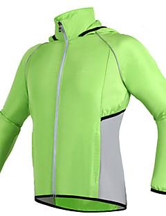 Sportovní Cyklo bunda Unisex Dlouhé rukávy Jezdit na koleVoděodolný / Prodyšné / Větruvzdorné / Odolné vůči dešti / Nositelný /