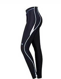 Sports Cycling Pants Women's Breathable / Windproof / Anti-Eradiation / Wearable / Sunscreen Bike Tights Spandex / LYCRA® ClassicExercise
