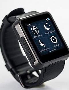 Men's Women's Sport Watch Smart Watch Digital Touch Screen Remote Control Calendar Alarm Pedometer Fitness Trackers Stopwatch Rubber Band