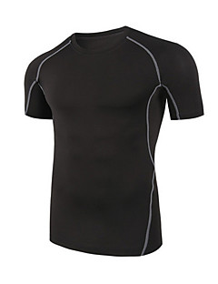 Sports Cycling Jersey Unisex Short Sleeve Bike Quick Dry / Comfortable / Sunscreen Tops 100% Polyester Classic SummerExercise & Fitness /