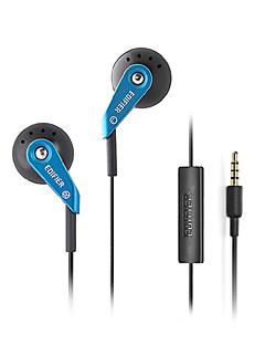 Edifier H185P Hörlurar (öronsnäcka)ForMediaspelare/Tablet / Mobiltelefon / DatorWithmikrofon / Hi-Fi