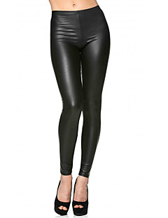 Damer Ensfarget Tights,Polyester