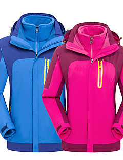 Hiking Softshell Jacket Unisex Breathable / Quick Dry / Windproof / Ultraviolet Resistant / Ultra Light Fabric