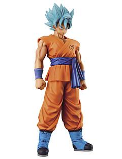 Dragon Ball No.14 super saiyan drake handen ornament garage kit anime actionfigurer modell leksak
