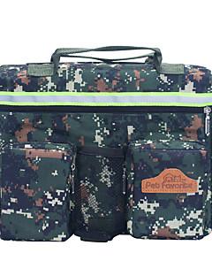 honden Rugzak Rood / Blauw / Camouflage Kleur Hondenkleding Zomer / Lente/Herfst camouflage Sportief