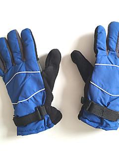 унисекс полиэстер кончики пальцев запястье lengthpatchwork случайный зима