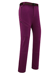 Outdoor Women's Bottoms Camping / Hiking / Cross-Country Waterproof / Wearable / Sunscreen / Thermal