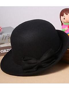 Women Tweed Bucket HatCasual Fall / Winter