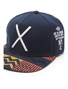 ユニセックス コットン ベースボールキャップ,ヴィンテージ / カジュアル オールシーズン