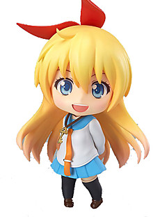 Nisekoi Kirisaki Chitoge PVC 10cm Anime Action Figures Model Toys Doll Toy