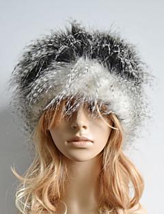 Žena Umělá kožešina Na běžné nošení Zima Na lyže