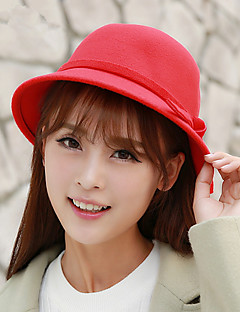 Autumn And Winter New Hat Korean Woolen Small Elegant Hat