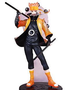 Naruto Naruto Uzumaki PVC 22cm נתוני פעילות אנימה צעצועי דגם בובת צעצוע