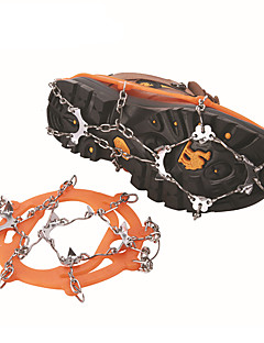 acht gear outdoor ijsklimmen antislip schoen cover / eenvoudige anti slip ketting / slip acht tanden stijgijzers