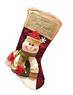 Prázdninové šperky Bílá Červená Zelená Cosplay doplňky Vánoce