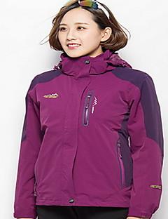 Hiking Tops Women's / Men's Waterproof / Thermal / Warm / Windproof / Insulated / Comfortable Spring / Fall/Autumn / Winter TeryleneDark