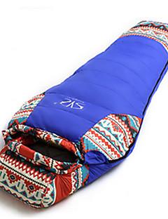 Vreća za spavanje Mumija Za jednu osobu 10 Patka doljeX100 Kampiranje Putovanje Unutrašnji Prozračno Vodootporno Prijenosno