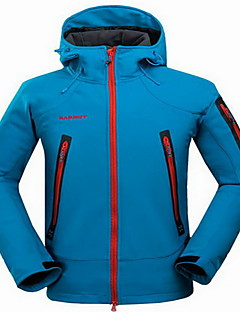 Hiking Tops Men's Waterproof / Thermal / Warm / Windproof / Insulated / Comfortable Spring / Fall/Autumn / Winter TeryleneBlack / Blue /
