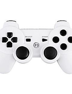 Weißer, kabelloser Dualshock 3 Controller für Playstation 3/PS3