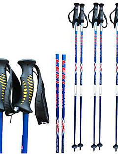 speciale enkele reis carbon skistok skisport leveringen skistok / blauw en rood