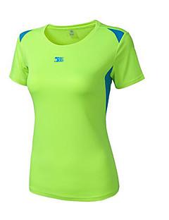 Corrida Camiseta / Camiseta Polo / Moletom Homens Sem MangasAlta Respirabilidade (>15,001g) / Materiais Leves / Elástico / Redutor de