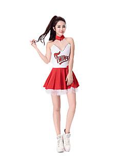 Cosplay Nošnje Kostim za party Kostimi za navijačice Karijera kostime Festival/Praznik Halloween kostime Jednobojni Top SuknjaHalloween