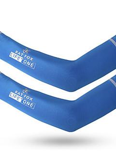 braço aquecedores Moto Térmico/Quente Confortável Protecção Unissexo Verde Preto Azul Seda Terylene